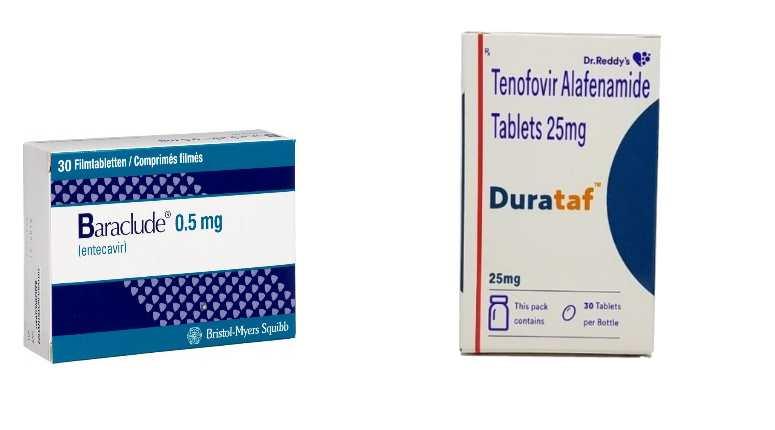 Гепатит В в хронической форме