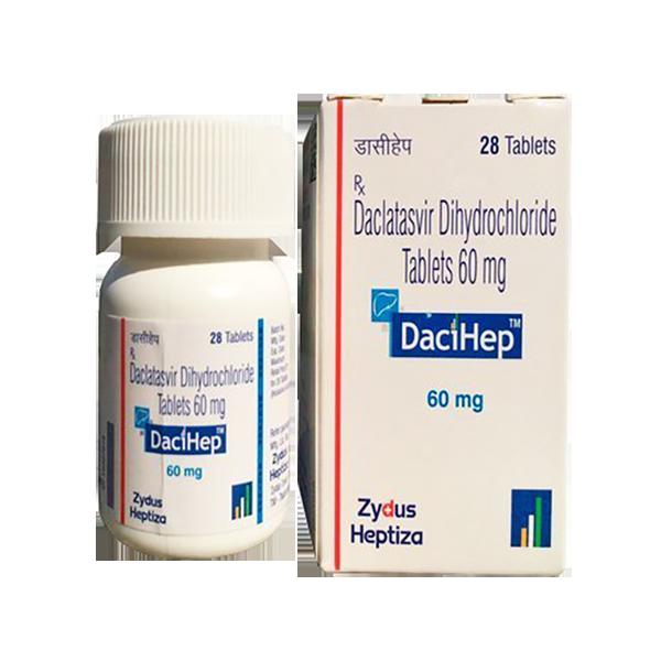 Гепатит С. Лечение Софосбувиром и Даклатасвиром
