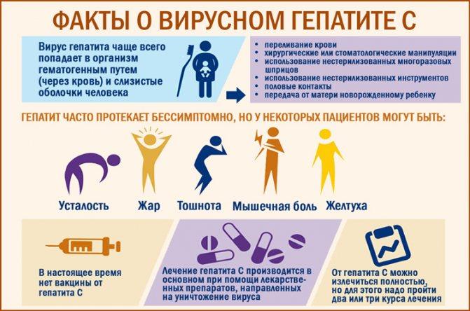 Лечение вирусного гепатита С при лишнем весе