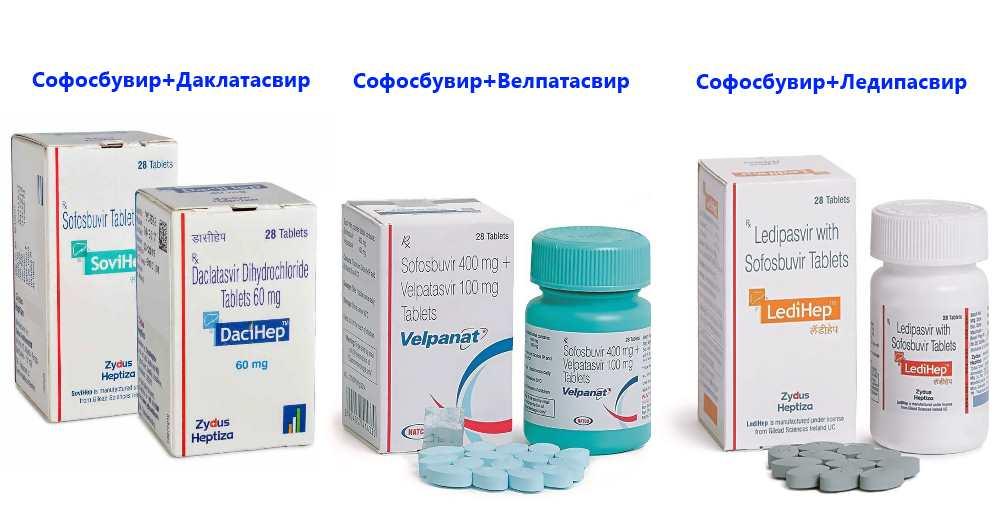Самые опасные подтипы вирусного гепатита С